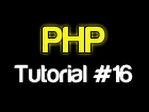 PHP Tutorial 16 - GET Variable (PHP For Beginners)