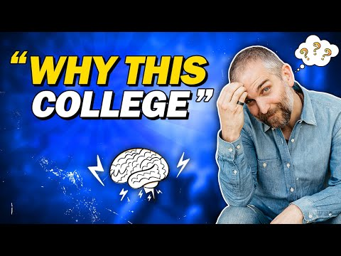 Why This College Essay Examples -- Masterclass with College Essay Guy