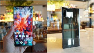 Samsung Galaxy Note 10 Plus Review: All The Note 9's Problems Fixed
