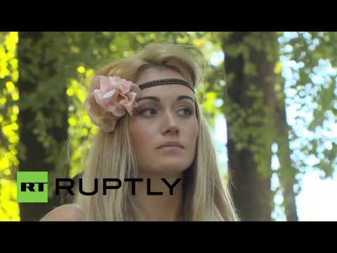 Russia: Check out 1000 years of Russian bridal style