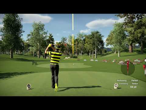 The Golf Club 2 (PS4 Pro): PGAS - The Memorial Tournament - Round 2
