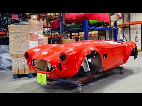 Factory Five Mk4 Build Episode 1: Inventory