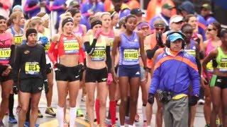 2016 Boston Marathon: Defending Champions Return