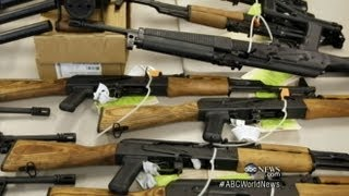 Agent Killed in 'Fast and Furious' Gun Operation