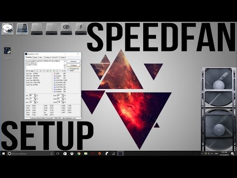 How to Setup SpeedFan