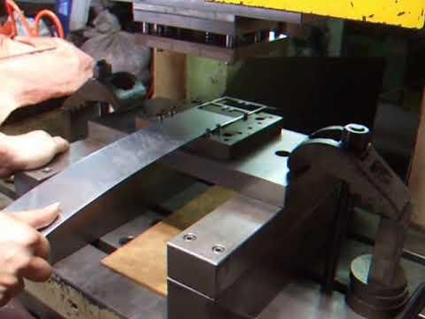 Mould making, Stamping die, Sheet metal stamping, punch die