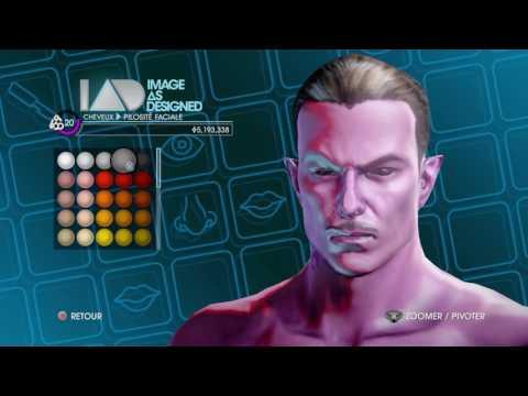 Comment faire Sinestro (Saints Row IV) How to make Sinestro