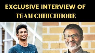 Team Chhichhore Connect With Youth, Sushant Singh Rajput, Nitesh Tiwari Exclusive on NewsX