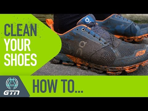 How To Clean Your Running Shoes | Make Your Run Shoes Last Longer