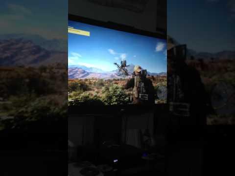 Wildlands: helicopter glitch