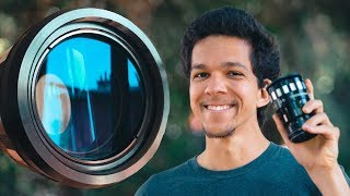 Anamorphic Lenses - Everything you need to know (feat Tito Ferradans)