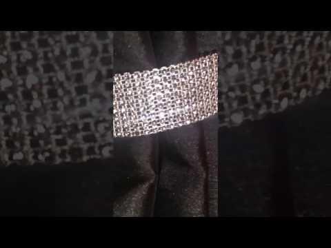 Diamante effect Tieback for curtains