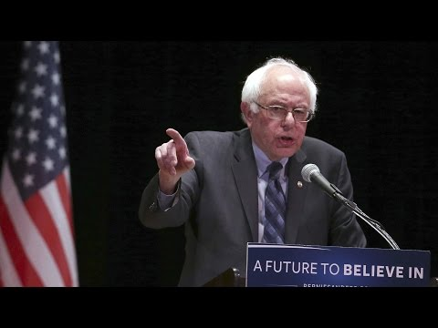 Medicare for All? Sen. Bernie Sanders Poised to Push for Single Payer after GOP Plan Falls Apart