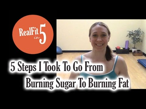 How to Convert From Being a Sugar Burner to a Fat Burner