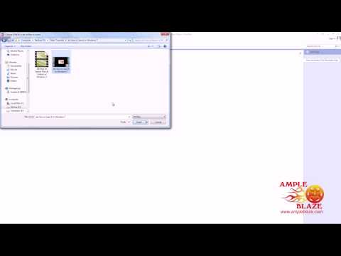 How to Insert a Pre Recorded Video using One Note 2013