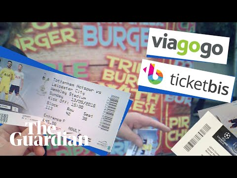Football tickets: how resale sites rip off fans