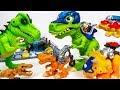 These Dinosaurs Bite Chomp Squad Vs Bad Dinosaurs ToyMart TV
