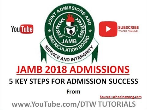 5 Key Steps to Admission Success