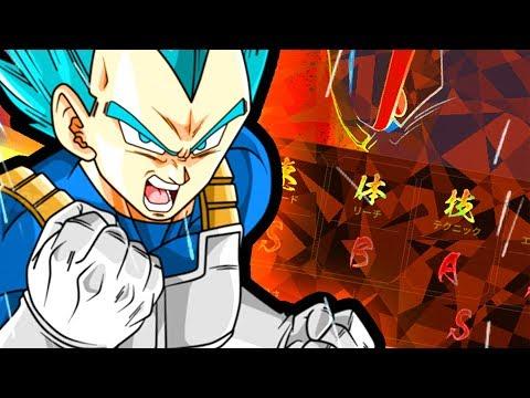 Vegeta Blue Breakdown - Dragon Ball FighterZ Tips & Tricks