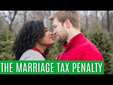 Marriage Tax Penalty - How Being Married Could Cost You Thousands Every Year