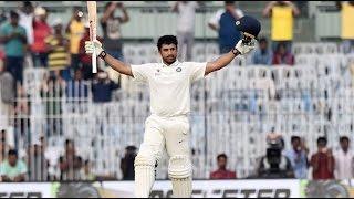 KARUN  NAIR Scores 303 Run vs England in the 5th Test Match