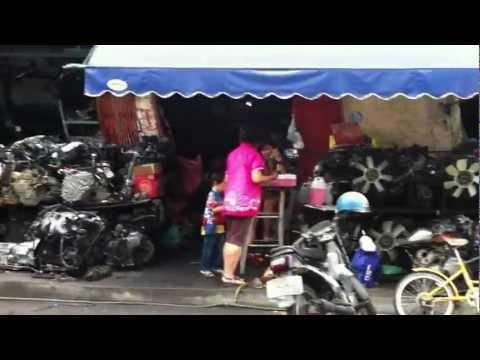 Bangkok City - Car Parts