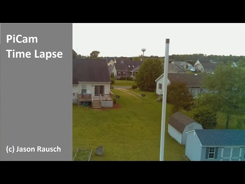 APRSWold, LLC Outdoor PiCam Timelapse