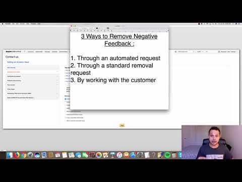 3 Methods to Get Negative Feedback Removed from Your Amazon Seller Account