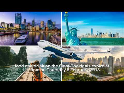 Holidays 2018 Cheap flights to book to save money now