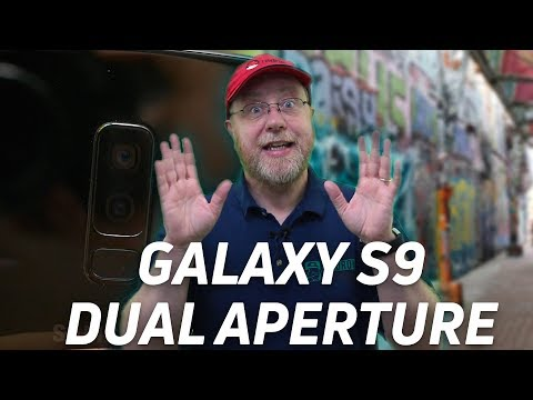 Galaxy S9 Dual Aperture: Gimmick or Great Feature? - Gary Explains