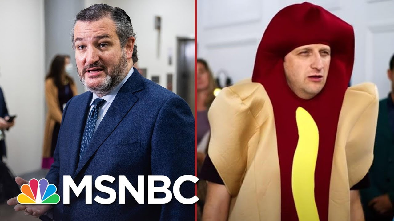 We're All Trying To Find The Ted Cruz That Did This | All In | MSNBC
