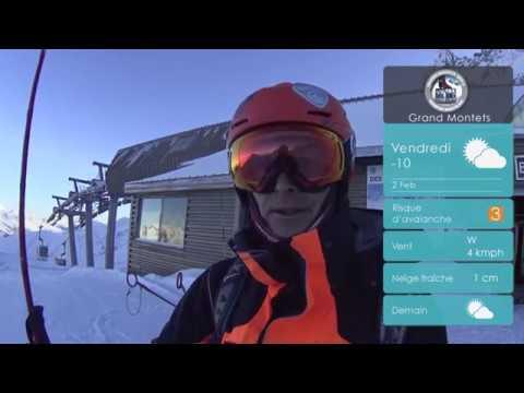 Chamonix Snow Report 02 February 2018