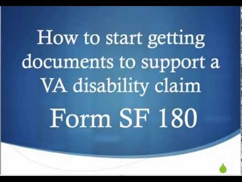 How to start collecting documents for a VA disability claim.