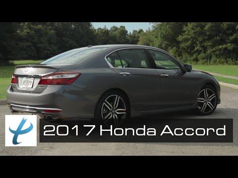 2017 Honda Accord Sedan Touring - Cinematic Review