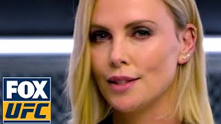 Charlize Theron stars in Atomic Blonde | UFC ON FOX