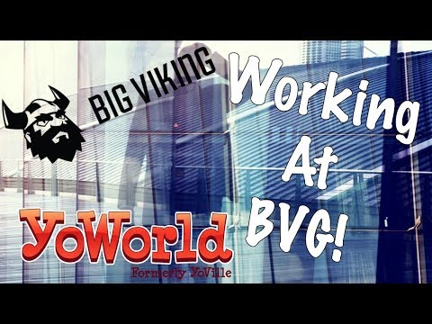 Working for BVG/YoWorld (reviews)