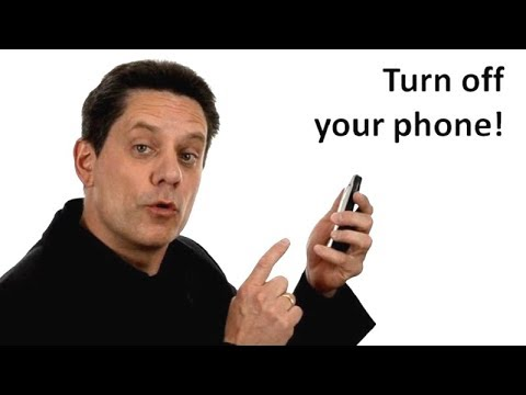 How to handle phone calls in meetings! Unmistakable Symptoms You Are Not A Leader - Part 1