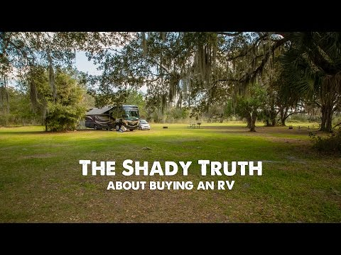 The Shady Truth About Buying a New RV