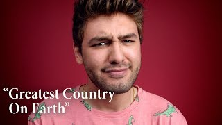 """Immigrants Respond to """"Greatest Country On Earth"""" 