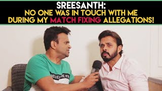 Sreesanth : 'No one was in touch with me during my match fixing allegations! #BigBoss12 #Part1
