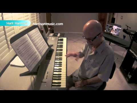 Piano Fitness   Pentatonic Scales Lesson by Mark Harrison