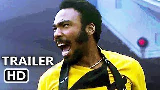 SOLO: A STAR WARS STORY Extended TV Spot Trailer (2018) Donald Glover, Sci-Fi Movie HD