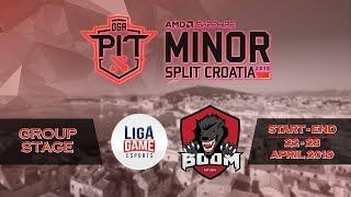 [DOTA 2] Alliance vs Forward Gaming (BO3) - AMD DOTA PIT MINOR GROUP STAGE