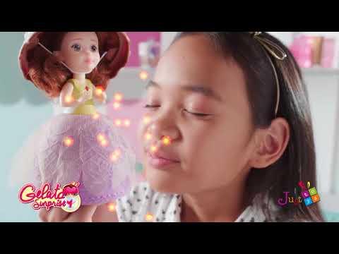 Λαμπάδα Gelato Princess Doll στο www.toys-shop.gr