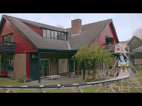 Dutch In House Roller Coaster Shows Off Home For Sale