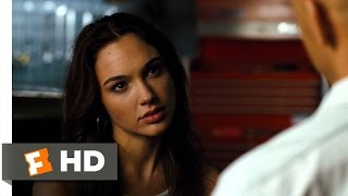 Fast & Furious (6/10) Movie CLIP - 20% Angel, 80% Devil (2009) HD