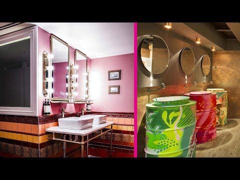 Creative Women Bathroom Decor Ideas