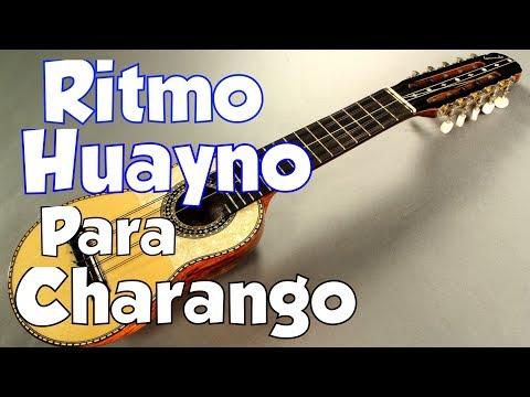 ritmo de huayno para charango