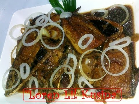 Fish Steak Boneless Bangus ( Milk Fish )