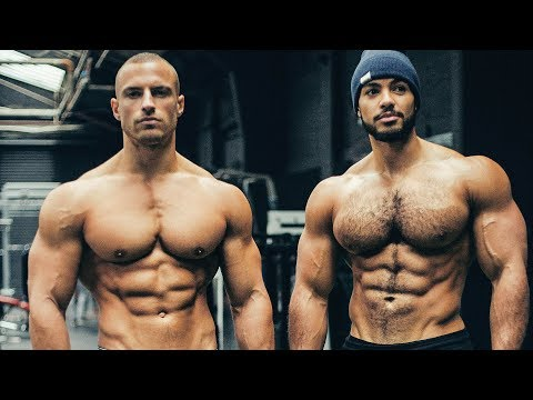 Full Chest & Shoulders Workout With Justin St Paul